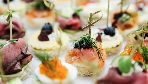 Palmeri Catering - Hochzeit