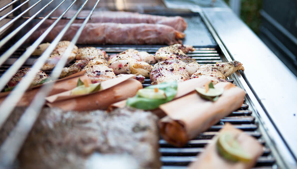 Palmeri Catering - BBQ
